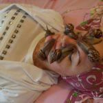 Нова методика екзотикотерапії – Масаж равликами Ахатина